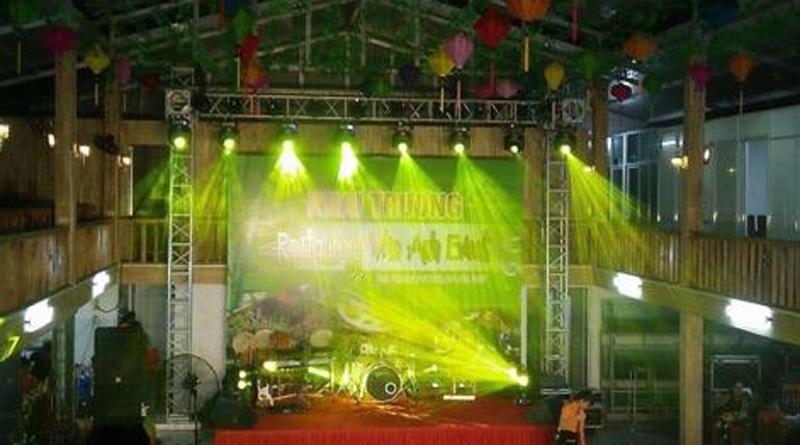 Cho thuê âm thanh ánh sáng tại Hà Nội